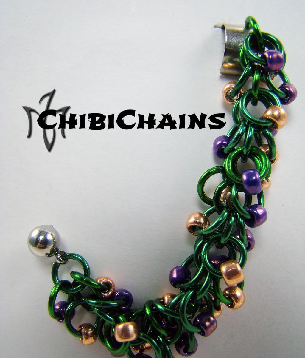 Cuff Earring - Shaggy Loops by Chibi Chains